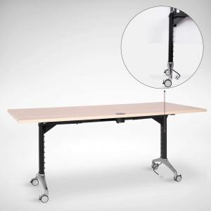 Boost Folding Seminar Table Leg (Nestable)